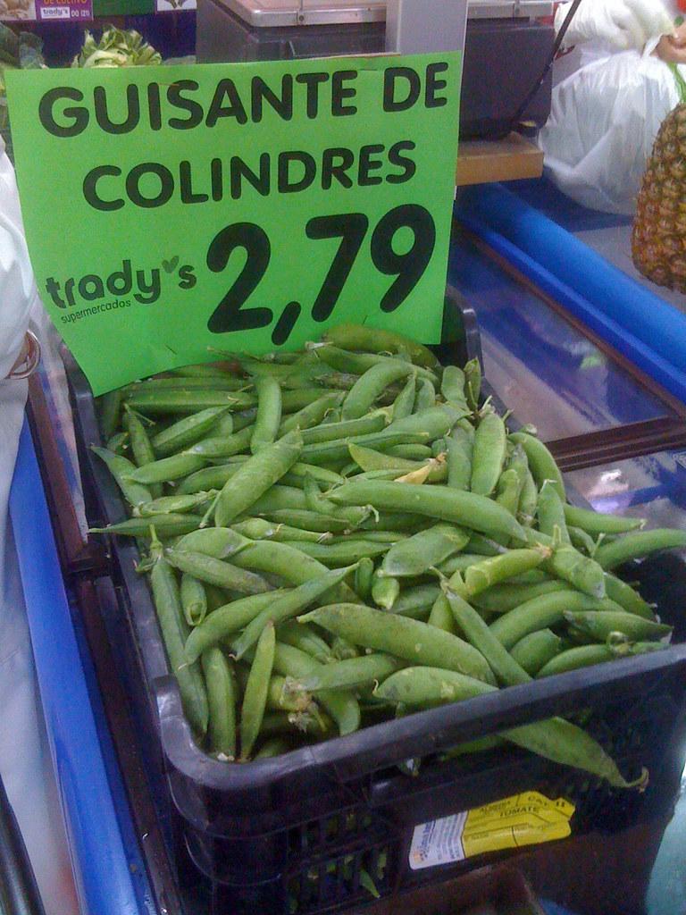 Local Peas