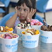 this one is an email sent to ,y ping.fm cool huh! will try yo attach an  image also it it works...  Int this photo is Emily going crazy on ice cream at ice monster!    #emily de guzman, # pinaymomjournal