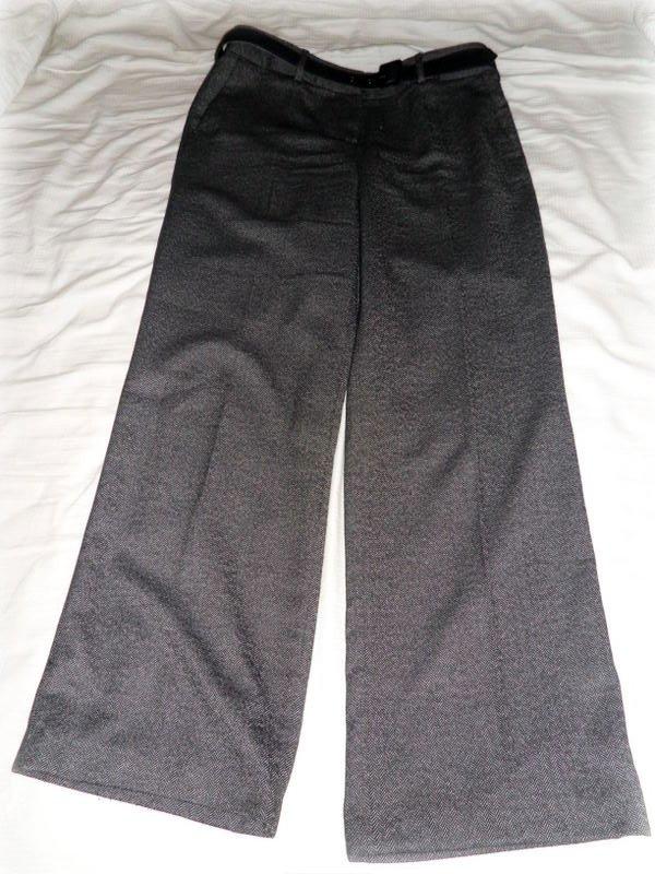 David Lawrence wide leg pants