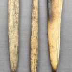 "<b>100.99hf01.1.88_6</b><br/> Bone Awls and Clay Tools Unknown Provenience<a href=""//farm4.static.flickr.com/3321/4574597845_3cf48e6f66_o.jpg"" title=""High res"">∝</a>"