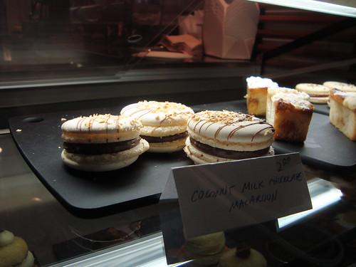 Macarons @ Dessert Truck Works (NYC)