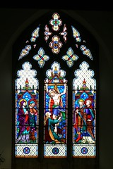 East window - Upper Boddington