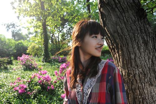 フリー写真素材, 人物, 女性, アジア女性, 横顔, 中国人,