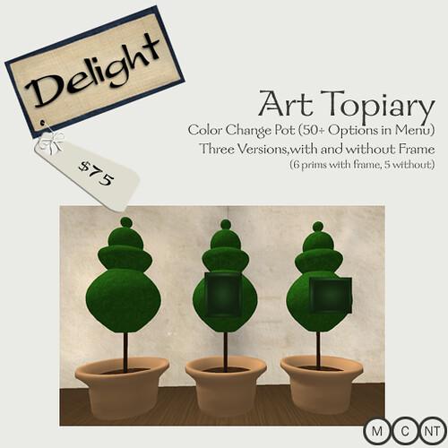 Art Topiary