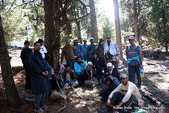 La Gang (rizwanbuttar) Tags: pakistan trek meadows fairy nanga parbat