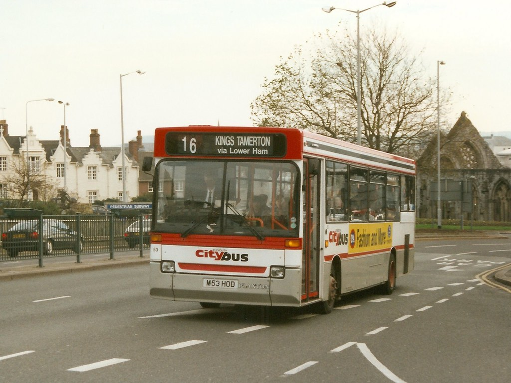 Plymouth 053 (M 53 HOD)