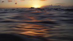 Maui, Hawaii, In the water Abstract (Don Briggs) Tags: sunset mauihawaii inthewater donbriggs pentaxoptowp kamaolebeachonekiheimauihawaii