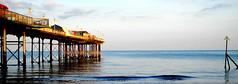 Along The Front Beach, Teignmouth (JDSaunders Photography) Tags: sea beach pier seaside nikon wave devon groyne teignmouth southdevon d40