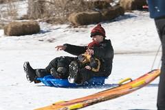 Sledding 122 (Stein Magne) Tags: park winter snow fun newjersey nj sledding highlandpark donaldsonpark