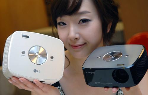 LGEPR님이 촬영한 LG전자, 작지만 화질과 편의성 강화한 미니 프로젝터 출시 .