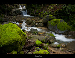 Rocky Stream (the_tahoe_guy) Tags: california longexposure travel pink trees wallpaper vacation favorite usa water beautiful photography eos photo waterfall moss interesting rocks colorful stream weekend creative commons creativecommons mustsee ttv uvascanyonpark thetahoeguy