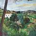 Le pin à l'Estaque (P. Cézanne, Musée de l'Orangerie)
