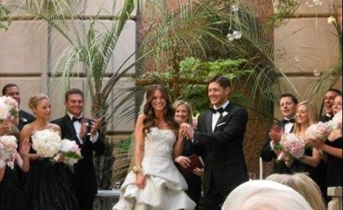 jensen ackles married. Jensen, the most handsome Dean