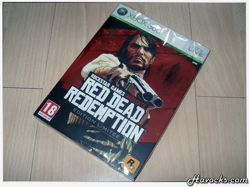 Red Dead Redemption - Edition Limitée - 01