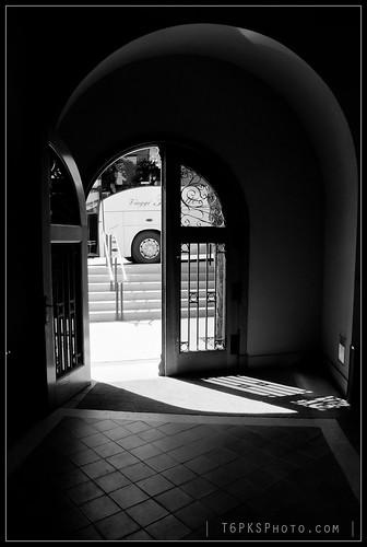 Sol per la porta