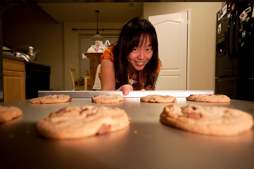 Who wants cookies?
