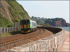 153333/153373 (Thrash Merchant™) Tags: railroad travel train canon seaside scenic rail trains seawall devon transportation tamron railways firstgreatwestern teignmouth railtrack dawlish dmu class153 dieselmultipleunit firstgroup fgw supersprinter eos450d londonmidland firstrail firsttrains 153373 tamron18270 153333 scenicrail londonmidlandcity teignmouthseawall devonrailways devonrail teignmouthrail teignmouthtrains