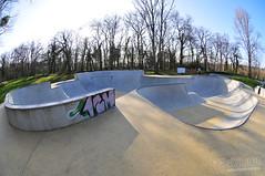 Skatepark de Bois-le-Roi (77)