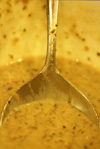 Cream of Champignon (mushroom soup) - DSC_1164