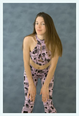 larisa 8 (Taxus_Bellus) Tags: portrait woman sexy girl beautiful female pose leaning larisa