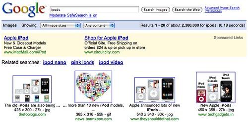 Google Ads on Images