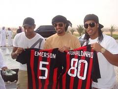 Emerson RRR Ronaldinho (ミαĹ7ãŶèŖ彡 ℜℜℜ) Tags: brazil emerson rrr ronaldinho