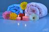 Towels, Candles & Flowers (Humayunn Niaz Ahmed Peerzaada) Tags: flowers india flower cool model bath candles candle photographer towel fresh actor towels maharashtra mumbai kutch humayun d90 madai peerzada deolali nikond90 humayunn peerzaada kudachi kudchi humayoon humayunnnapeerzaada wwwhumayooncom humayunnapeerzaada nikond90clubasia