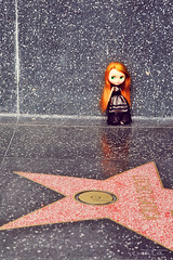 Mai @ the Hollywood Boulevard, Los Angeles, USA