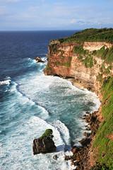 uluwatu coast (*jos*) Tags: ocean sea bali cliff nature indonesia landscape asia indianocean scogliera rupe dirupo southestasia