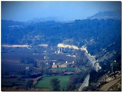 Outskirts / Afueras (SantiMB.Photos) Tags: espaa spain ruins searchthebest calafell monastery ruinas salida catalunya kdd monasterio quedada lleida urgell fotgrafos blueribbonwinner guimer enfoca