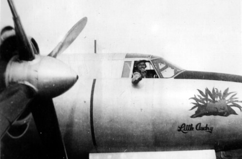 Warbird picture - B-26 Little Audry 40-1432