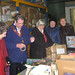 RIBI President Ian Thomson's visit to the Schoolaid Warehouse, Beaconsfield