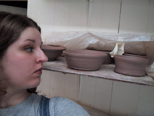 Pottery phase