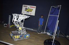2007 Robot Day on the Parkway, Franklin Institute