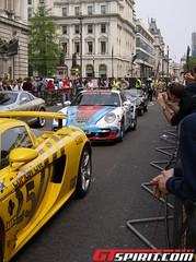 Porsche Carrera GT - Team 25 - Team Venoco 2 & Porsche 911 Turbo - Team 75 - Team Jobe & Lund (daveoflogic) Tags: lund team 911 turbo 25 porsche gt 75 3000 pallmall gumball carrera 2007 cgt jobe gumball3000 porschecarreragt gtspirit venoco gumball30002007 2porsche
