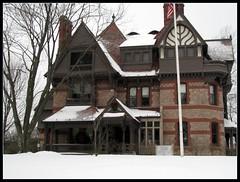 Harriet Beecher Stowe Center by rbglasson