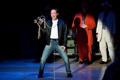 A Wand'ring Minstrel I (atp) Tags: theater theatre musical gilbert mikado sullivan musicals gilbertandsullivan livingston dressrehearsal hotmikado livingstonplayers thehotmikado