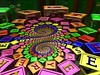 cubeMessage (fdecomite) Tags: spiral cube math letter doyle povray colourartaward