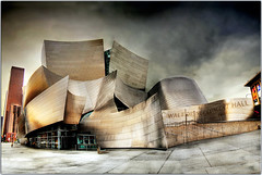 An Abstract Way of Life (Extra Medium) Tags: la scenery frankgehry waltdisneyconcerthall downtownlosangeles laphotocontest09 27exposures laphotocontest09abstract vcfair09