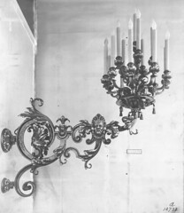 Bracket, John Jacob Astor III residence, New York City