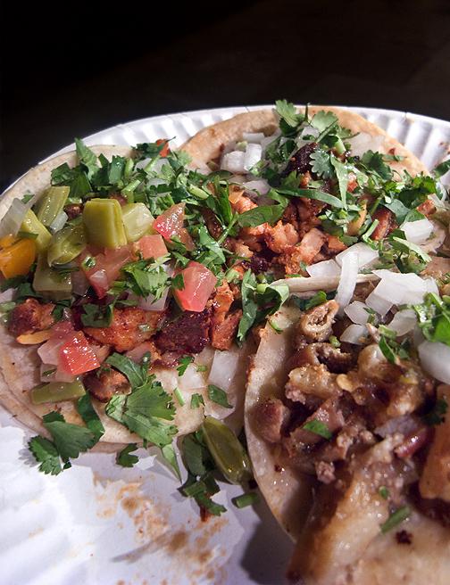 AG Tacos