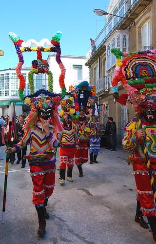 Boteiros Carnaval Viana do Bolo