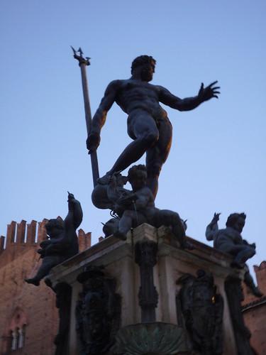 Fountain of Neptune - Piazza Maggiore
