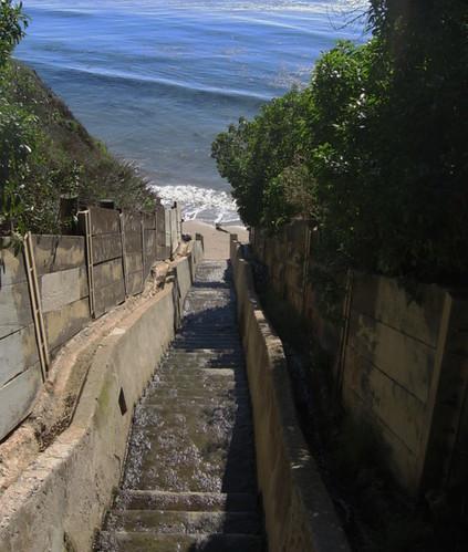 Thousand Steps Santa Barbara