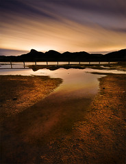 primera nocturna (SanchezCastillejo) Tags: sony salinas murcia nocturna alpha playas alhama calblanque rasal a700 castillejo