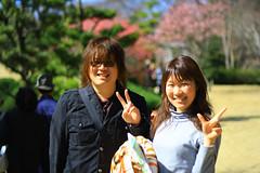 kenneth and yu (pink mochi) Tags: spring mito kairakuen umematsuri plumblossomfestival