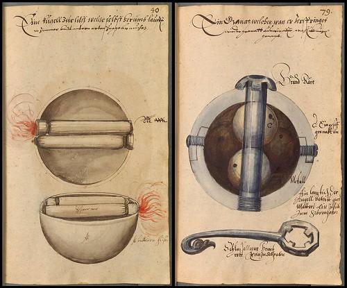 Kunst und Artillerie-Buch i