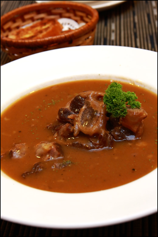 ox-tail-soup