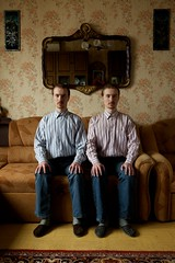 p&v (Charushin) Tags: portrait reflection boys mirror twins brothers moscow twin static conformity originality similarity charushin rudko grigoryrudko grigorycharushin