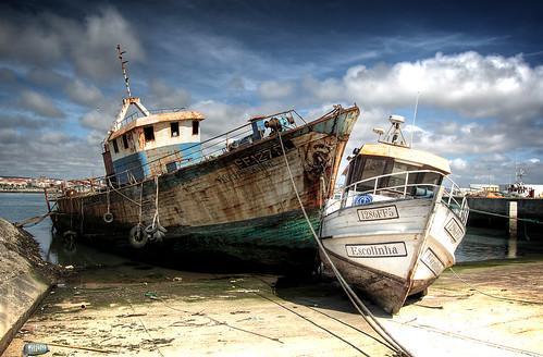 Hard Dock Crash
